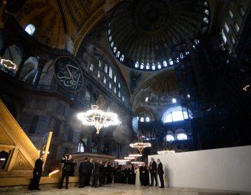Turquía convertirá la antigua basílica de Santa Sofía de un museo a una mezquita