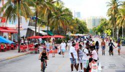Florida registra un récord de más de 11,400 nuevos contagios…
