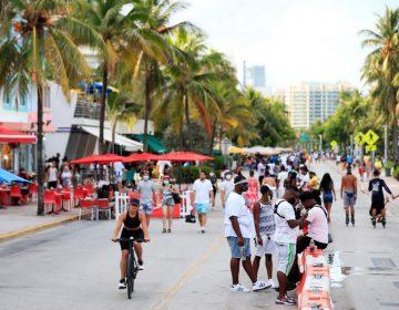 Florida registra un récord de más de 11,400 nuevos contagios de coronavirus en un solo día