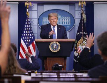 Trump anuncia refuerzo de tropas federales contra el crimen en varias ciudades