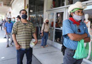 México registra más de 44,000 muertos por la pandemia de COVID-19