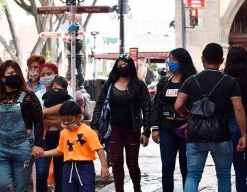 31 sectores económicos en Puebla solicitaron uso obligatorio de cubrebocas