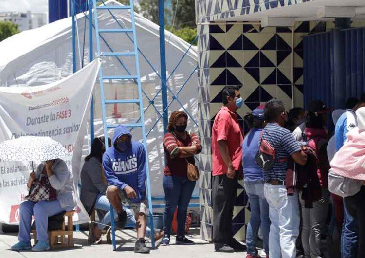 50% de infectados por Covid mueren en el IMSS Puebla