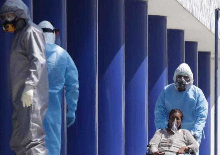50 mil pesos diarios cuesta atender un paciente Covid en Puebla