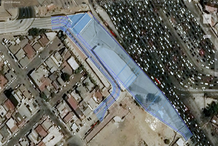 Inicia ampliación del cruce fronterizo puerta México-San Ysidro
