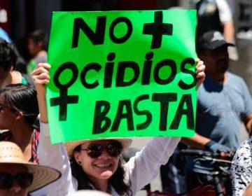 Acciones eficaces para erradicar violencia feminicida en Puebla, exigen a Miguel Barbosa