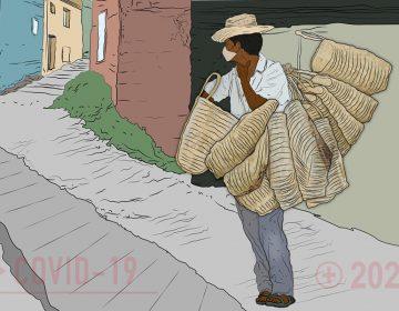 Ancianos cubanos, obligados a trabajar en la calle pese al coronavirus