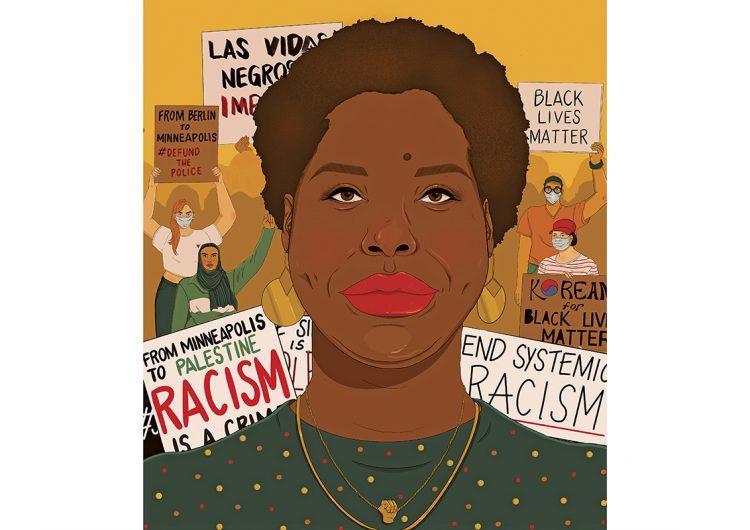 """""""Las vidas de los negros son importantes para el mundo entero"""""""
