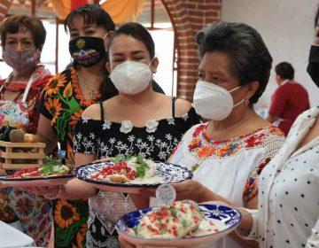 Calpan, Puebla, invita a la venta del tradicional Chile en Nogada
