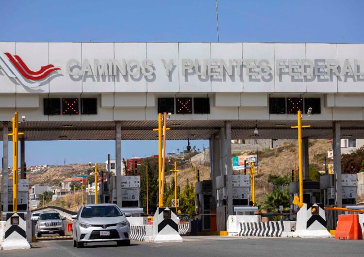 Es Ilícito el decreto para liberar caseta en tramo Tijuana-Playas de Rosarito: SCT
