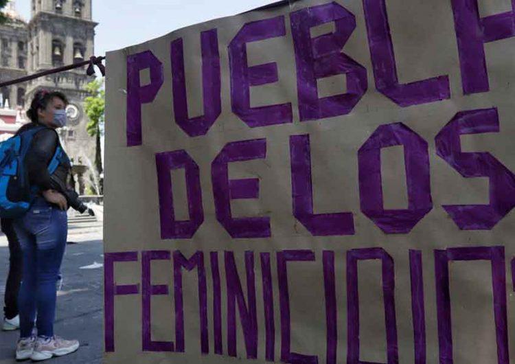 Capturan a siete en Puebla por feminicidio de Angie Michelle