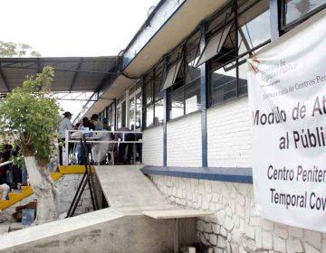 Coronavirus deja 6 custodios muertos en penales de Puebla
