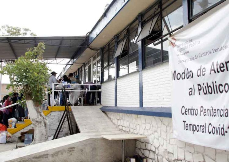 Covid-19 deja 6 custodios muertos en penales de Puebla