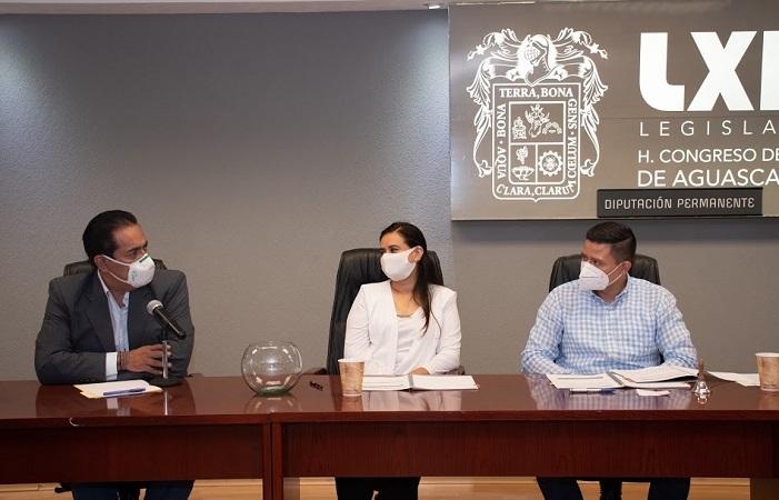 Visita de AMLO a Trump provoca debate en la Diputación Permanente