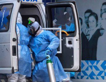 Descienden los contagios por coronavirus en Puebla