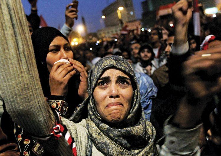 """El valiente movimiento """"Me Too"""" de las mujeres egipcias"""