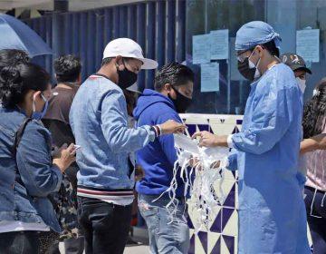 En 24 horas 62 muertos y 227 infectados de Covid en Puebla