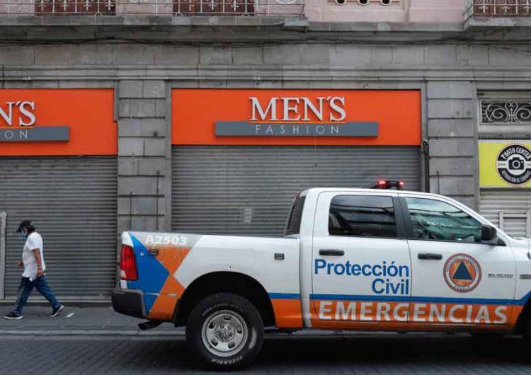 En Puebla, CCE y trabajadores unen fuerzas; exigen a las autoridades reactivar la economía