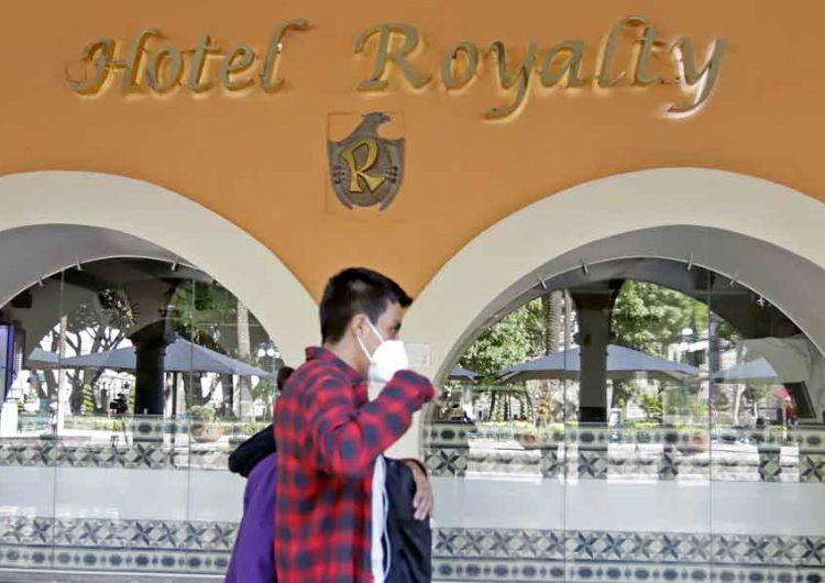 En medio de la pandemia, Hotel Royalty cierra sus puertas en Puebla