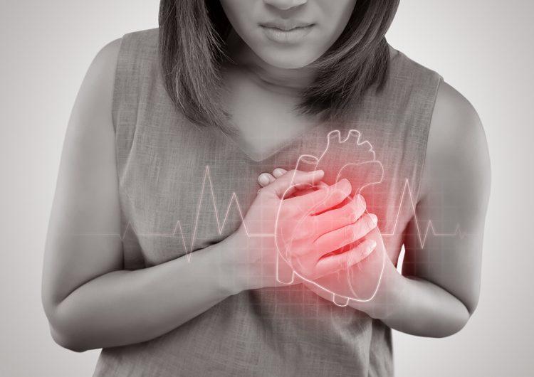 El estrés puede desencadenar problemas cardiovasculares, dice estudio