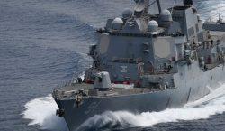 EU despliega un buque militar frente a las costas de…