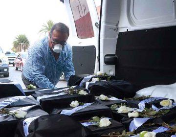 Familiares de migrantes fallecidos por coronavirus piden a la población creer en el virus