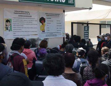 Familiares de pacientes Covid en Puebla sufren calvario en hospitales