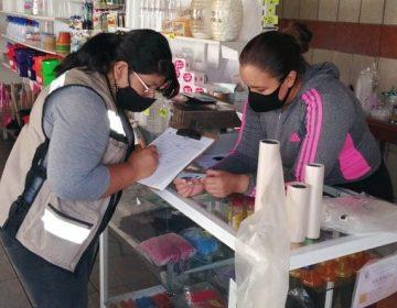 Clausura Guardia Sanitaria Municipal 10 establecimientos de Pabellón de Arteaga