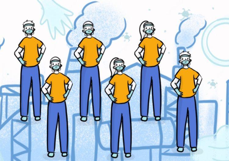 El regreso de las grandes empresas y cómo cuidar a los trabajadores