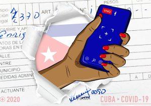 Durante la pandemia, el gobierno cubano aplica ley mordaza para silenciar periodistas