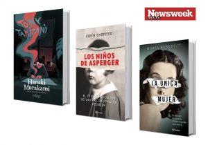 Tres libros: Murakami, Sheffer, Benedict…