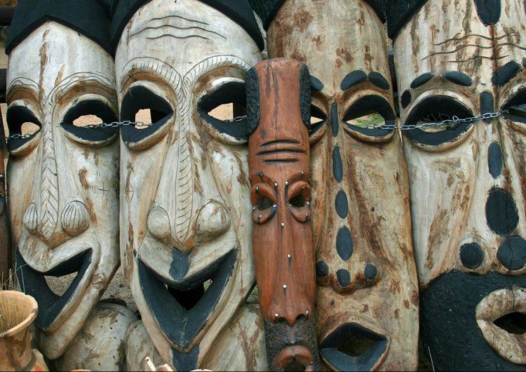 Máscaras culturales alrededor del mundo