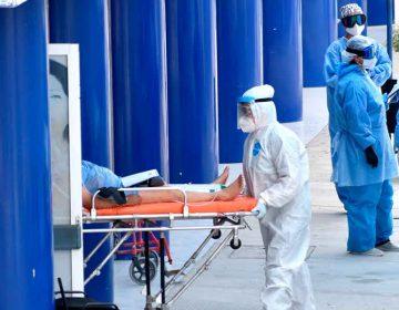 Mal día para Puebla;  464 nuevos infectados de Covid