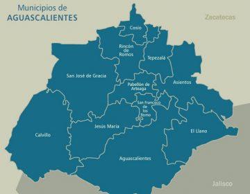 Los municipios más propensos al Covid-19 en Aguascalientes