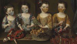 El museo Fitzwilliam reinventa sus obras de arte y les…
