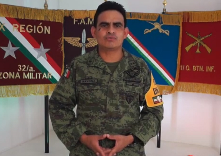 Apoya Ejército a familiares de enfermos