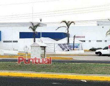 Personal de Hospital de Huejotzingo exigen insumos de seguridad para combatir Covid-19
