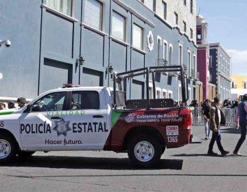 Policías estatales denuncian engaño de las autoridades de Puebla
