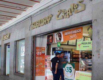 Por Covid-19, mil 500 franquicias en Puebla cerrarán sus puertas