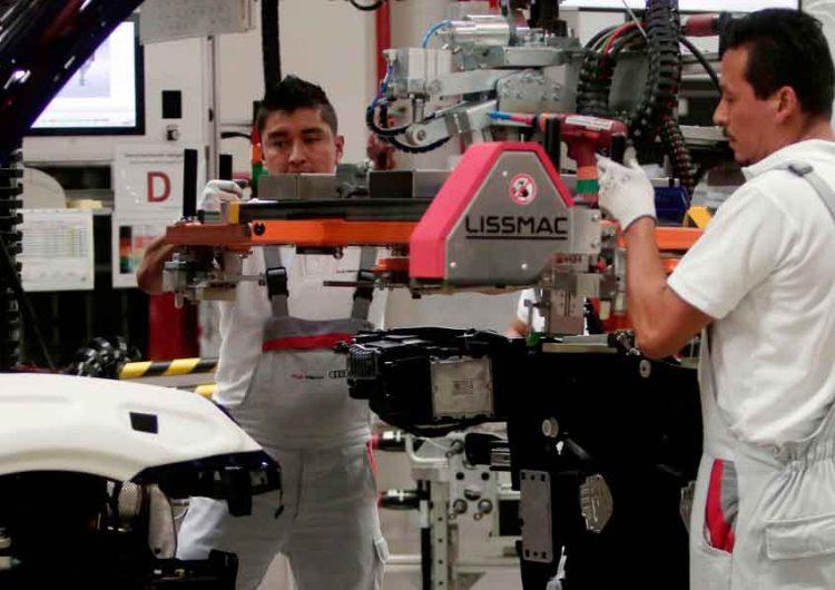 Se alista Sitaudi para tercer turno en la armadora alemana