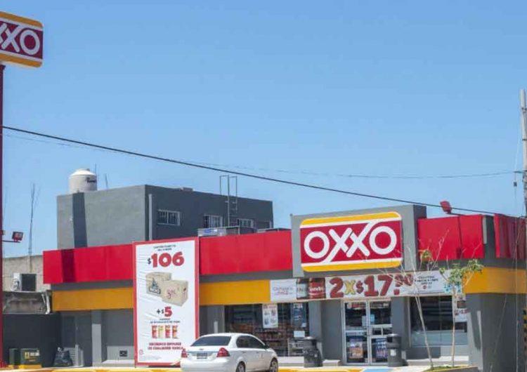 Se desata balacera por robo a un Oxxo en Texmelucan, Puebla