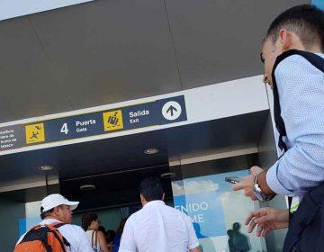 Se desploma afluencia de pasajeros en el Aeropuerto de Puebla por coronavirus