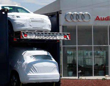 Se incrementan 30 % los casos covid por reactivación de Audi
