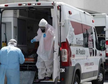 Sin ayuda de la Federación Puebla enfrenta la pandemia: Miguel Barbosa