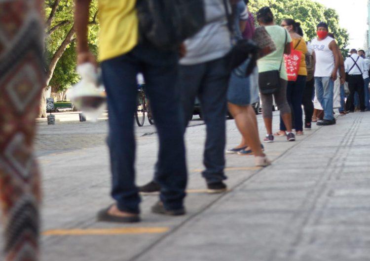 Mantienen limitado el transporte público en Yucatán