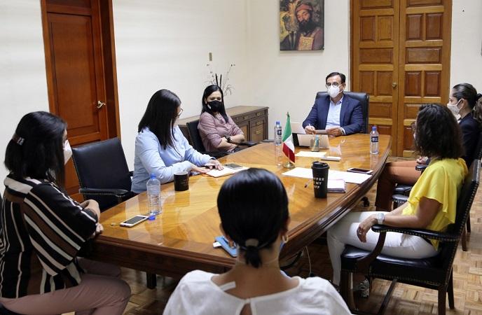 Respalda gobierno estatal inconstitucionalidad de pin parental en Aguascalientes