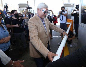 Busca Bonilla reformar ley federal para controlar caseta de cuota, tras 'tropezar' con su decreto