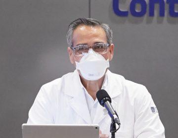 No nos guiamos en cifras de Gatell: Secretario de Salud de Aguascalientes