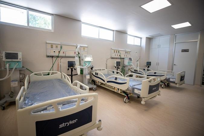 Entregan área de cuidados intensivos neonatales en Hospital de Calvillo