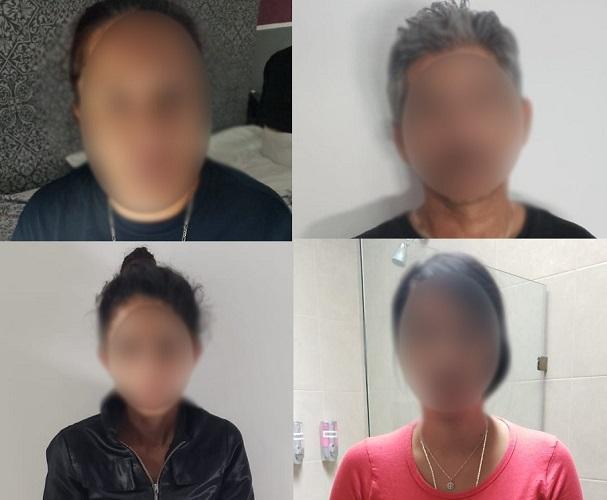 Rescatan a cuatro personas que eran víctimas de extorsión telefónica en Aguascalientes